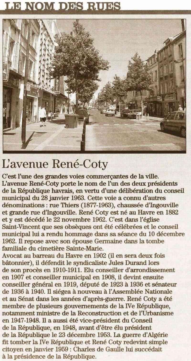 Le Havre - Avenue René Coty 2009-010