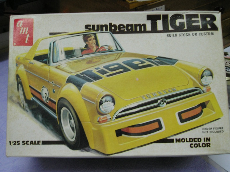 Sunbeam Tiger scca 00811