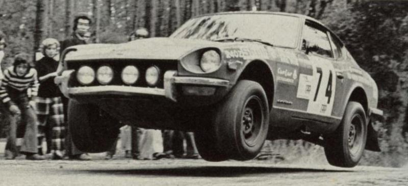 Vantage compétition de nos autos Japonaises préférées 1972-t10
