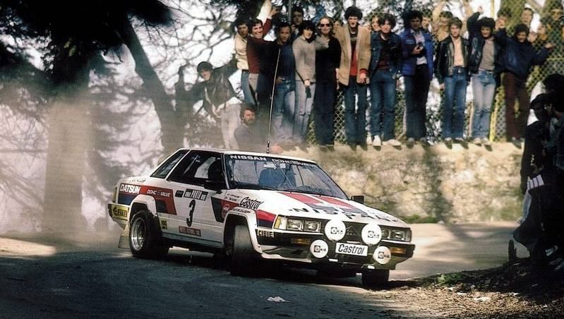 Vantage compétition de nos autos Japonaises préférées 1982_s10