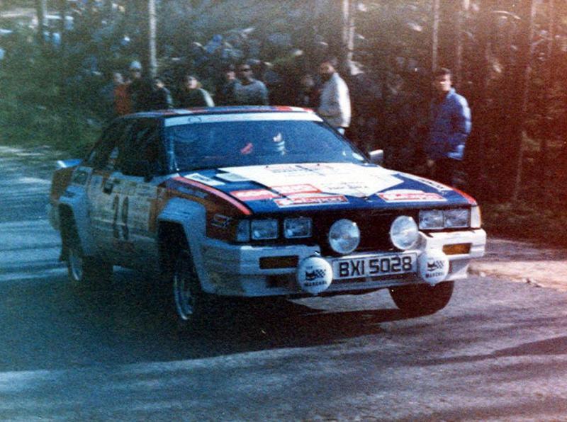 Vantage compétition de nos autos Japonaises préférées 1984ta10