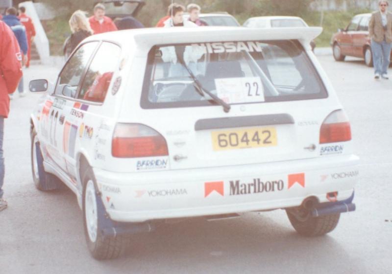 Vantage compétition de nos autos Japonaises préférées 1992_j11