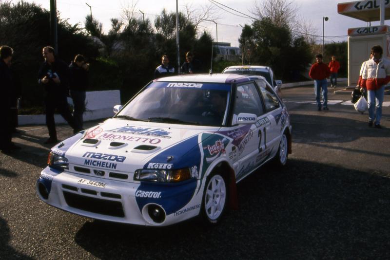 Vantage compétition de nos autos Japonaises préférées 1993_m11