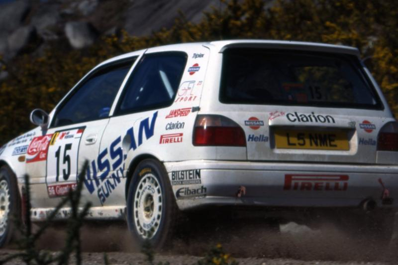 Vantage compétition de nos autos Japonaises préférées 1995_n10
