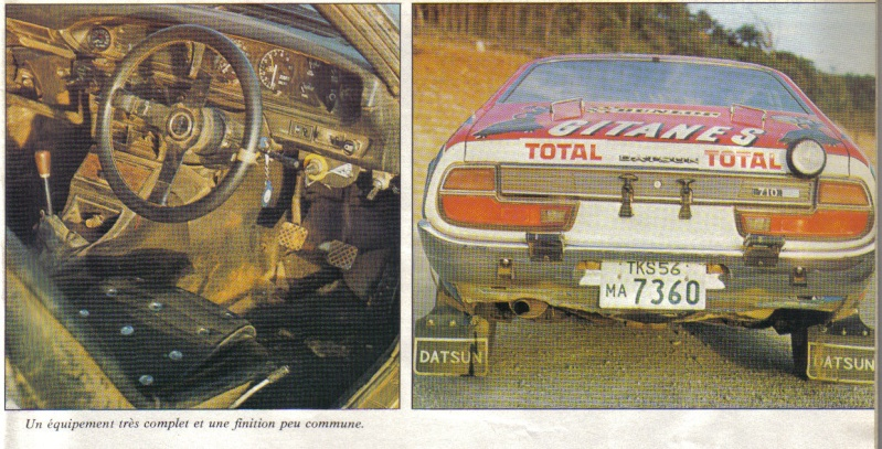 TOPIC OFFICIEL DATSUN 160J SSS type 710 Essais17