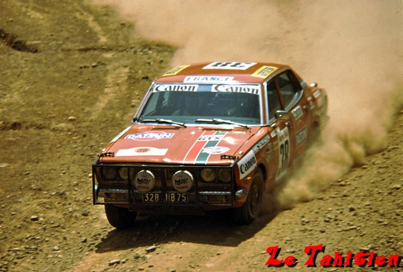 Vantage compétition de nos autos Japonaises préférées Maroc-22