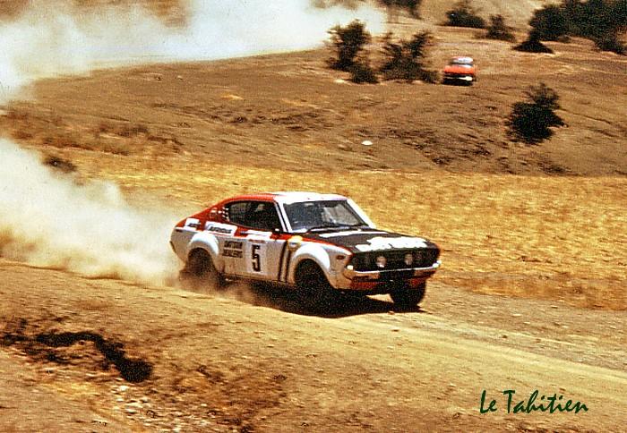 Vantage compétition de nos autos Japonaises préférées Maroc-26