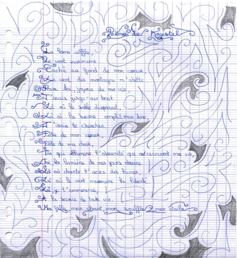 Krystal Ker'sinal Poeme10