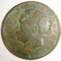 Reino de Portugal - 10 Reis de D. Luiz I (Lisboa, 1885) Moneda11
