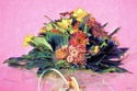 Bouquet fleuri Paintd10