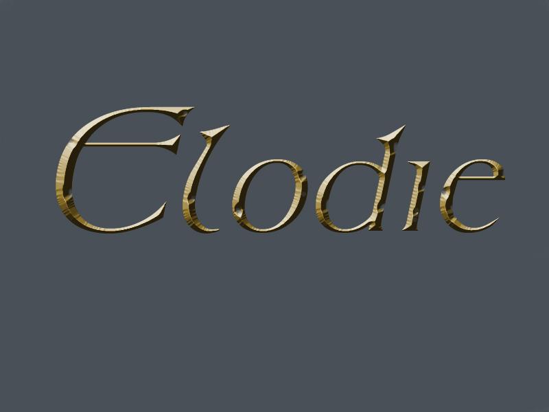 Mes creations ! Elodie10
