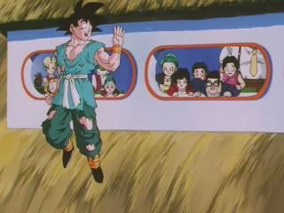 Dragon Ball Z : Épisodes 289-290-291 291410