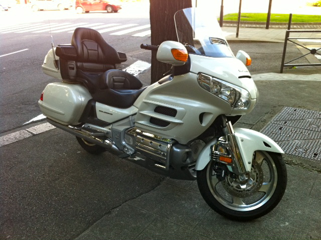 Honda 1800 Gold Wing Photo411