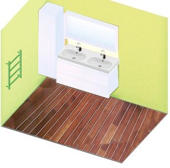 Salle de bains, pont de bateau Simul_11