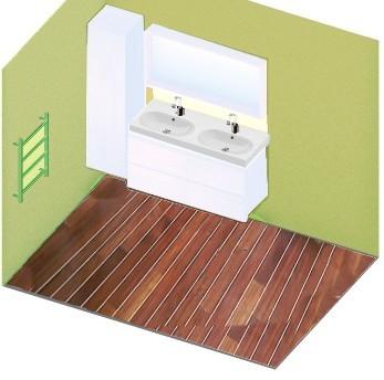 Salle de bains, pont de bateau Simul_12