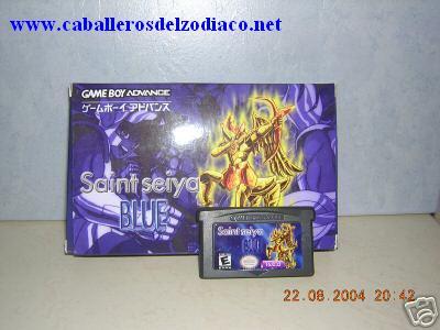 Saint Seiya sur Game Boy Advance Video-11