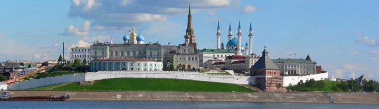 Les mosquées du monde. Kremli10