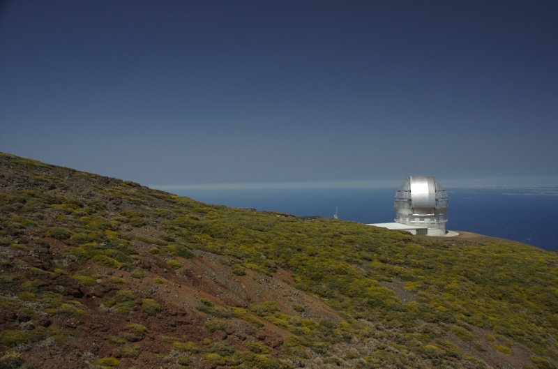 Observatoires astronomiques vus avec Google Earth 98019410
