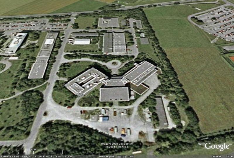 Oberpfaffenhofen - Centre allemand d'opérations spatiales Centre10