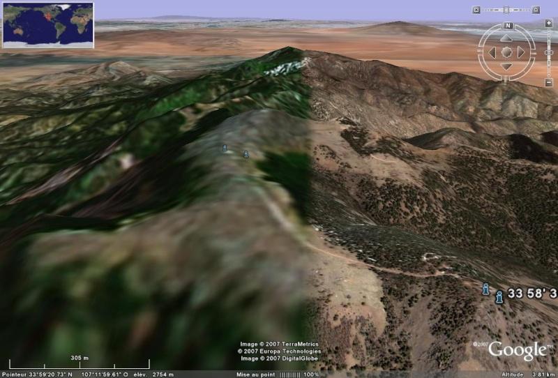 Observatoires astronomiques vus avec Google Earth - Page 16 Magdal10