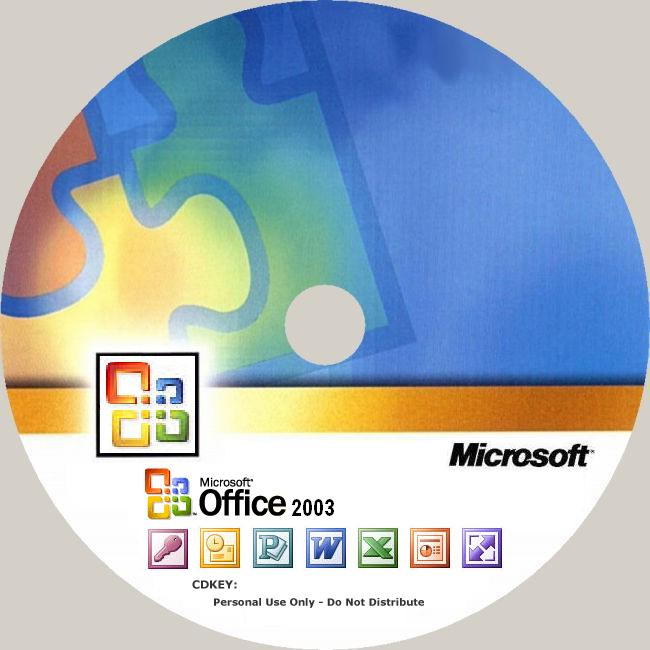 تحميل برنامج الأوفيس كامل Microsoft Office 2003 SP3 رابط مباشر ميديا فاير مع التعريب Office10