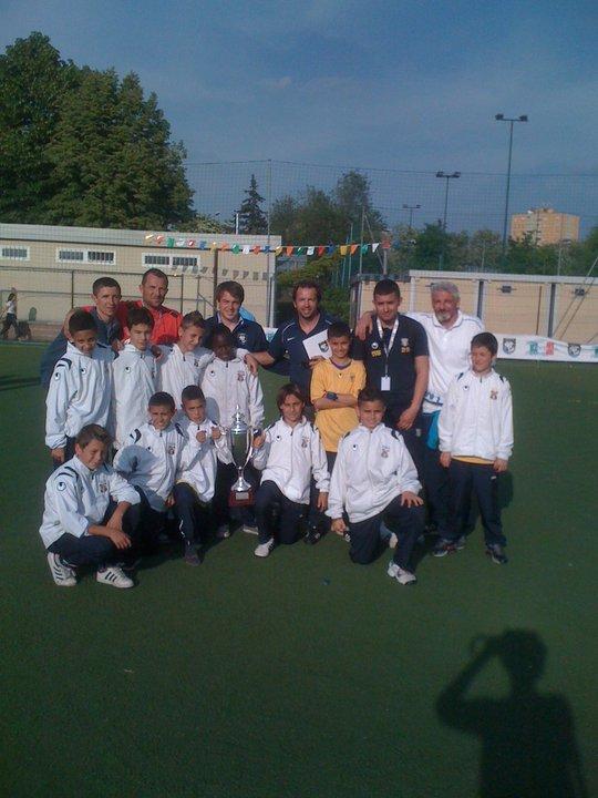 Le Sporting Toulon à l'Inter de Milan… 21729010
