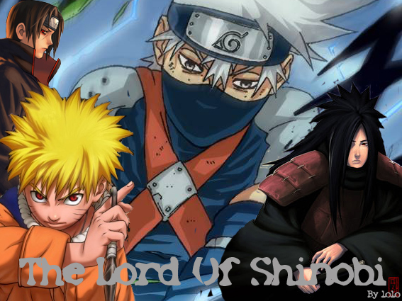 Le royaume des ninjas