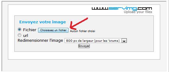 Comment poster une photo sur le forum Tuto11