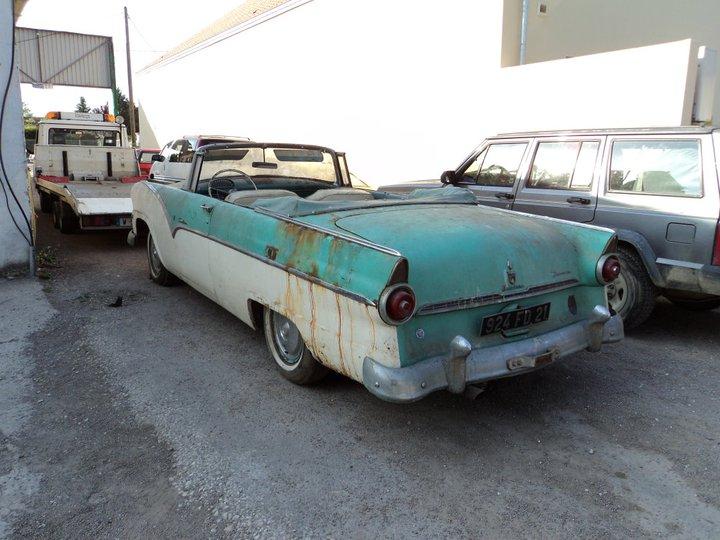 ford 1955 sunliner 22711610