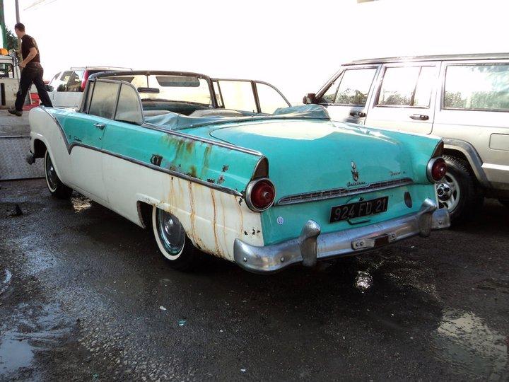 ford 1955 sunliner 22753810