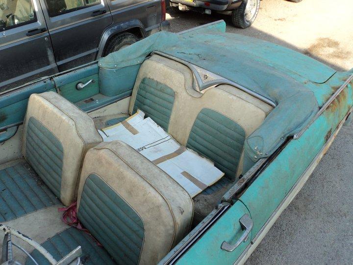 ford 1955 sunliner 22926910