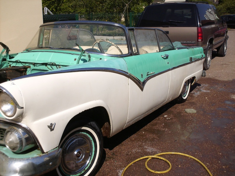 ford 1955 sunliner Photo_10