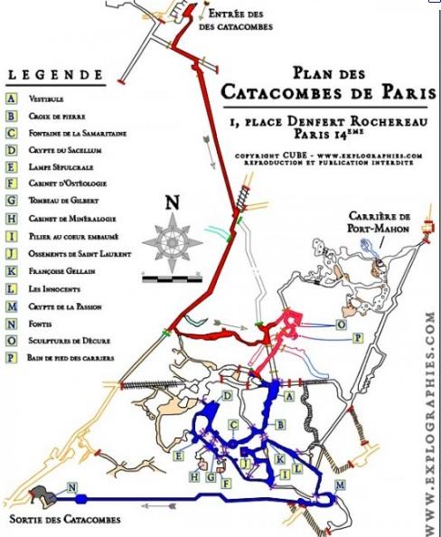 plan des catacombes Sans_t10