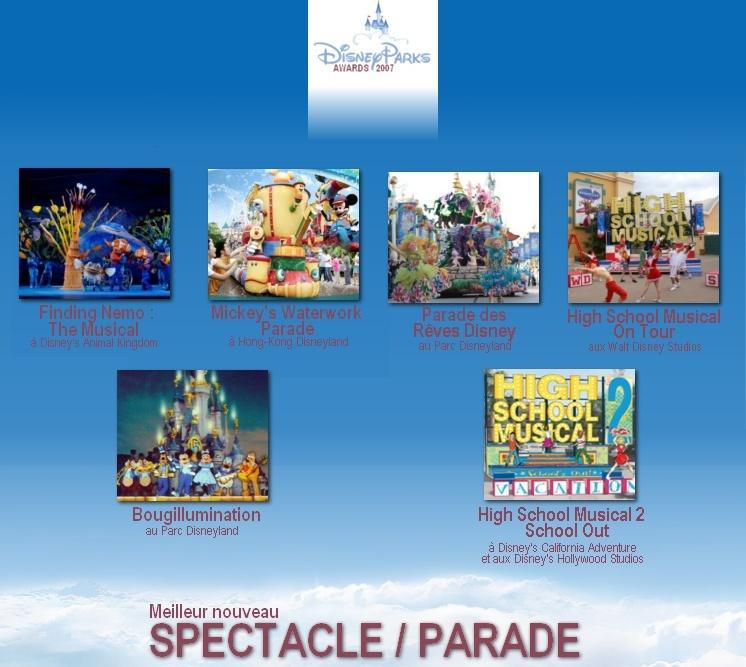 Disney Parks Awards 2007 : LES VOTES SONT OUVERTS Show-n10