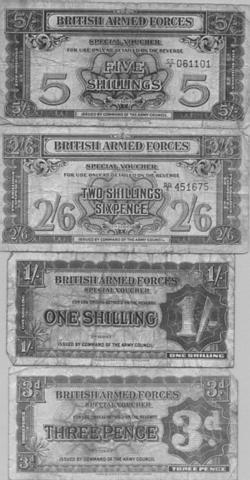 BAOR Bank Notes N_a_a_10