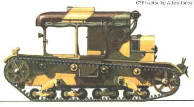 Vehiculos y Tanques capturados por los Alemanes C7p10