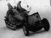 Vehiculos y Tanques capturados por los Alemanes Tks310