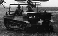 Vehiculos y Tanques capturados por los Alemanes Tks710