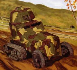 Vehiculos y Tanques capturados por los Alemanes Vehicu10