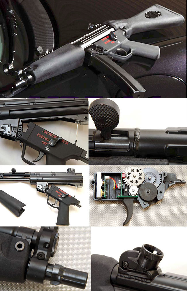 MP5 ptw systema Sysmp510