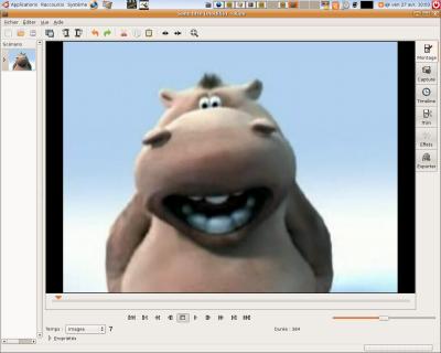 Kino, le montage vidéo pour débutant Ecran_10