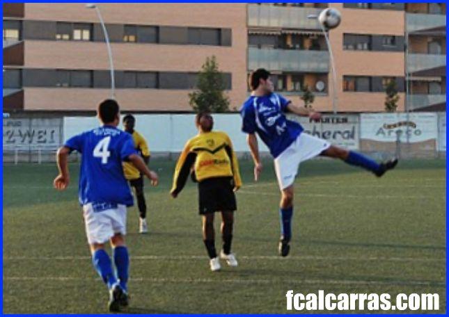 L'Alcarràs B aconsegueix golejar al Albesa Torrel10