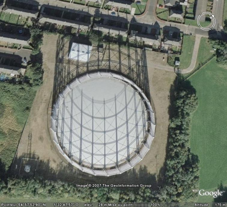 Une antenne ? Newcastle, Angleterre, Europe [C'est quoi ?] Quoi10