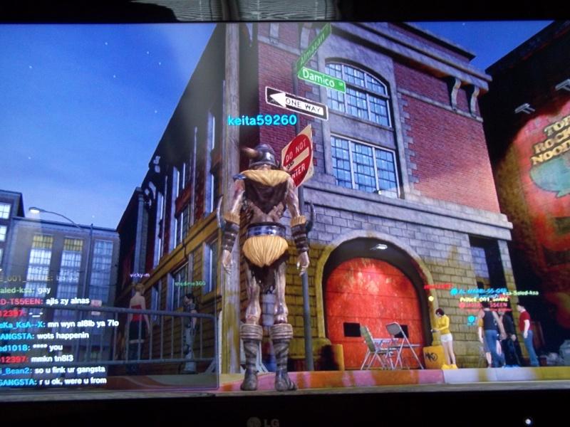 La caserne sur le Playstation Home 100_2017