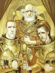 El último héroe de Terry Pratchett y Paul Kidby Heroe10