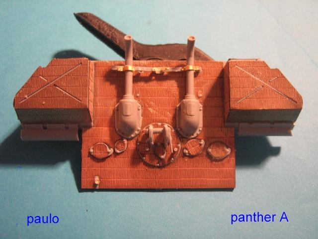 Le Panther A 211 du ss-Pz. Rgt 12.  - Page 2 Photo_89