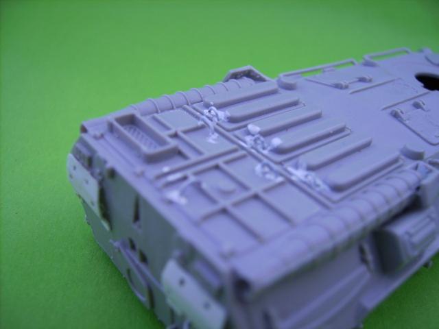 BTR 80 A 1/72° Btr1710