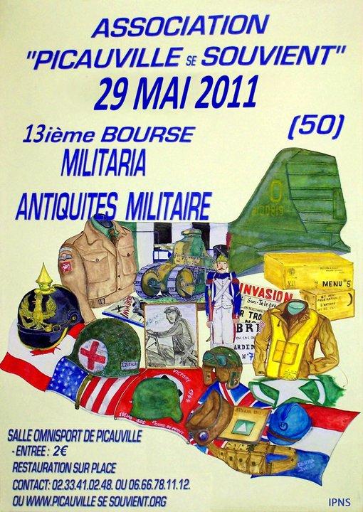 Bourse militaria Picauville 22806510