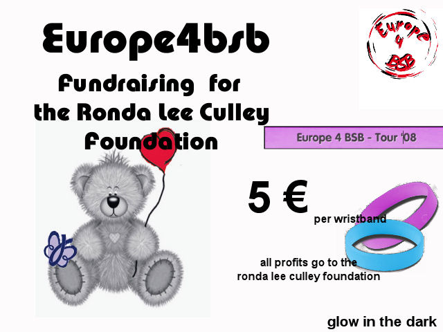 order form for the wristbands Rondal10