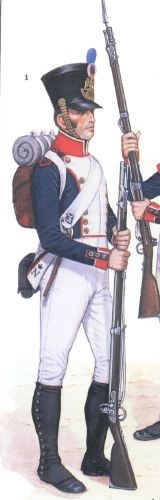 fusillier 1812 Osprey10